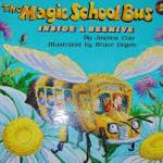 magic school bus in the beehive