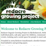 redacre growing project